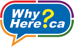 why here logo