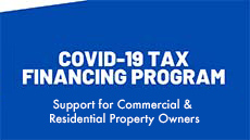 COVID Tax Financing Program: Support for Commericial & Residential Property Owners