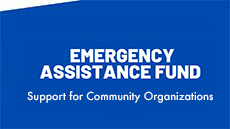 Emergency-Assistance-Fund - Support for Community Organizations